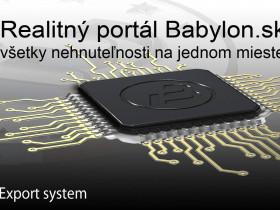 Realitný portál BABYLON:SK