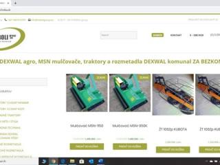 PREDAM eshop www.AGRO-TECHNIKA.sk